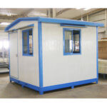 Pre Engineered Building Cabin
